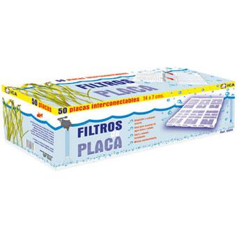 FILTROS DE FONDO Y ESPONJA